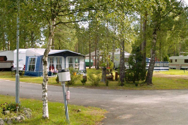 Hökensås Camping & Stugby / Camping