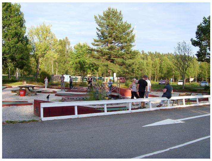 Gröne Backe Camping & Stugor / Ferienhäuser