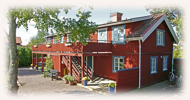 Classic Leksand, Apartments