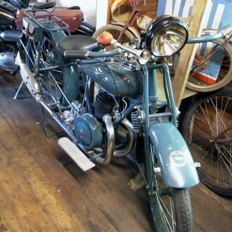 Hedemora Motorcycle Museum