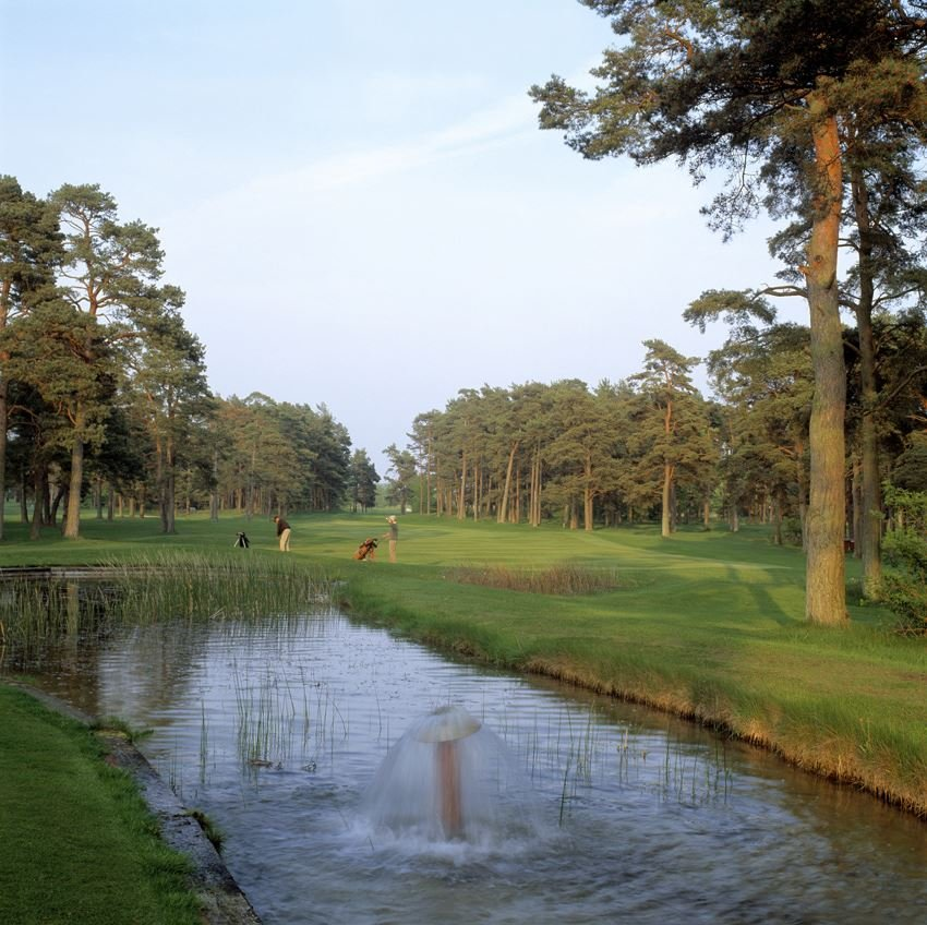 Kristianstad Golf Club Åhus West