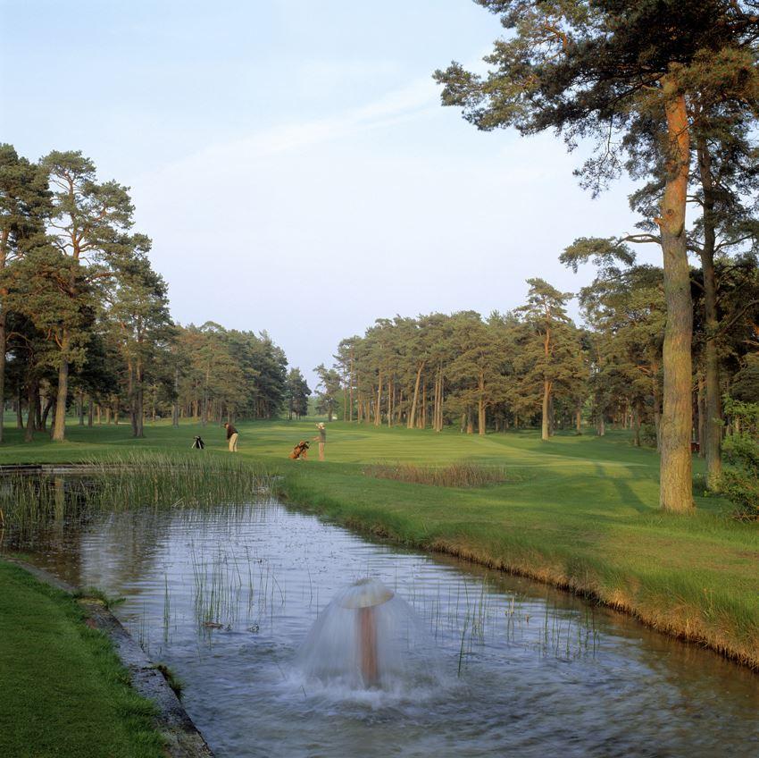Kristianstad Golf Club Åhus East