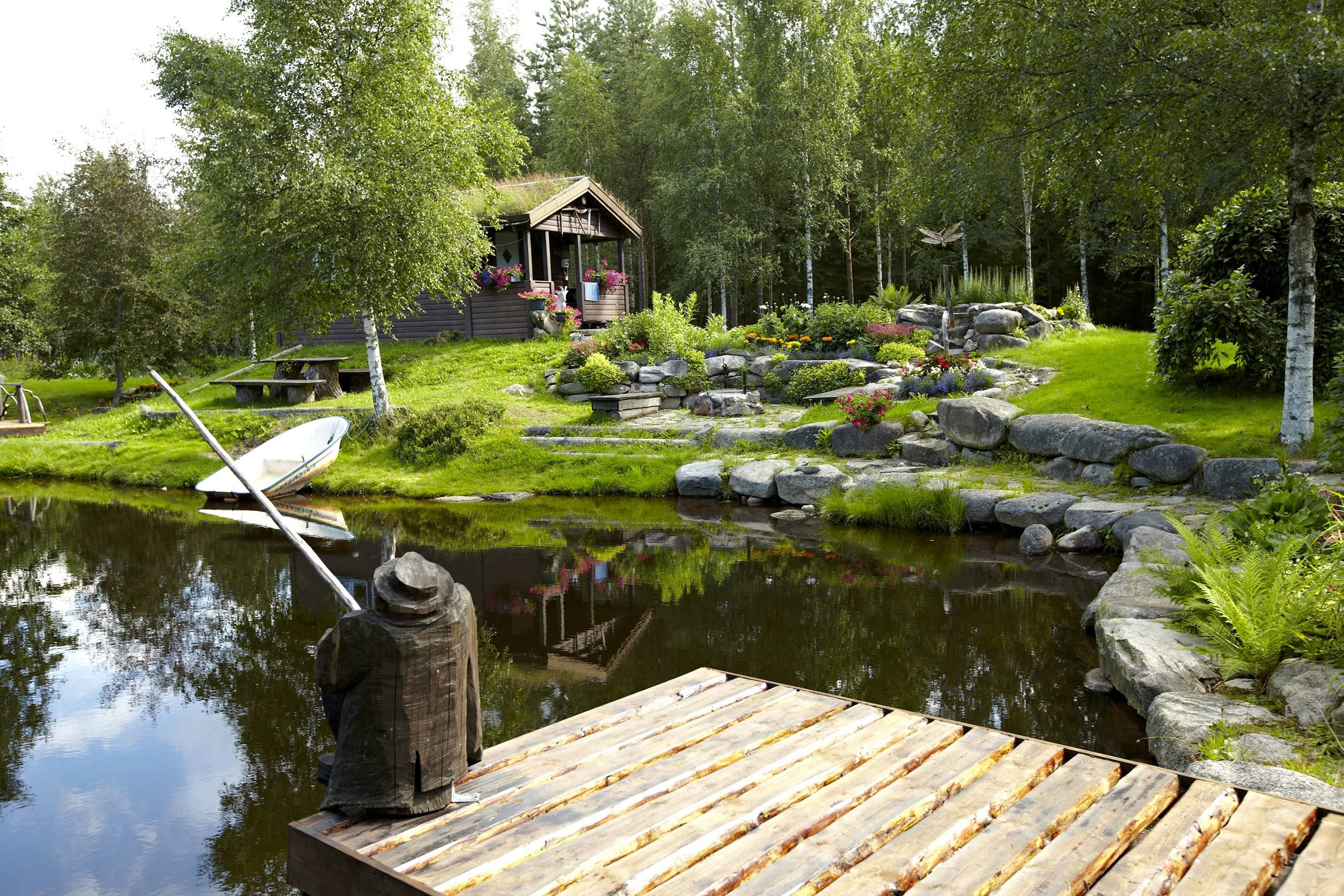 B&B/Vandrarhem Nybygget Nattvilan