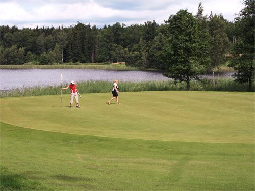 Nicklastorp Golf club