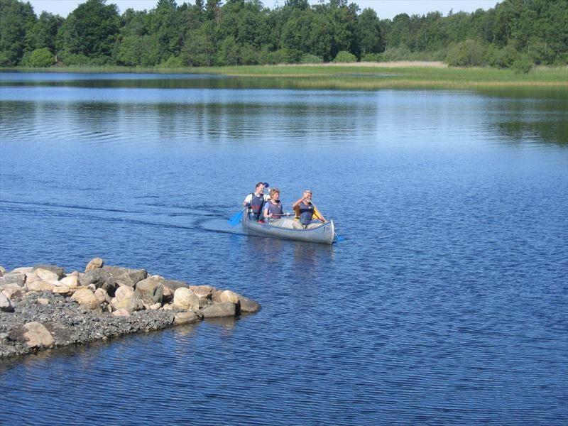 Cykel & kanotuthyrning Bolmen Marin & Fritid/Bolmens Camping