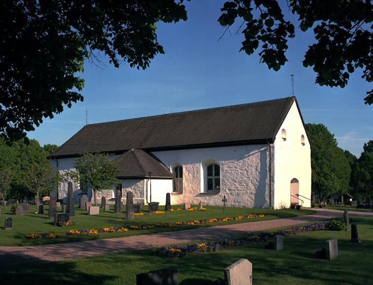 © Svenska Kyrkan, Angelstad kyrka