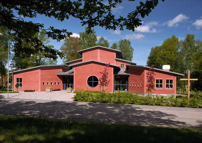 © Svenska Kyrkan, Mariakirche