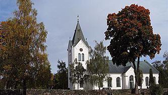Agunnaryds Kirche