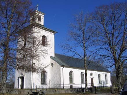 © Svenska kyrkan, Annerstad kyrka