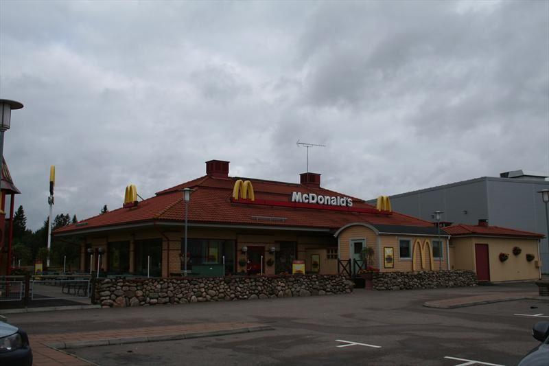© Ljungby kommun Turistbyrå, McDonalds