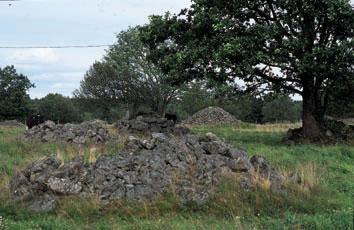 © Ljungby kommun, Högarör - Bronze-Age cairn