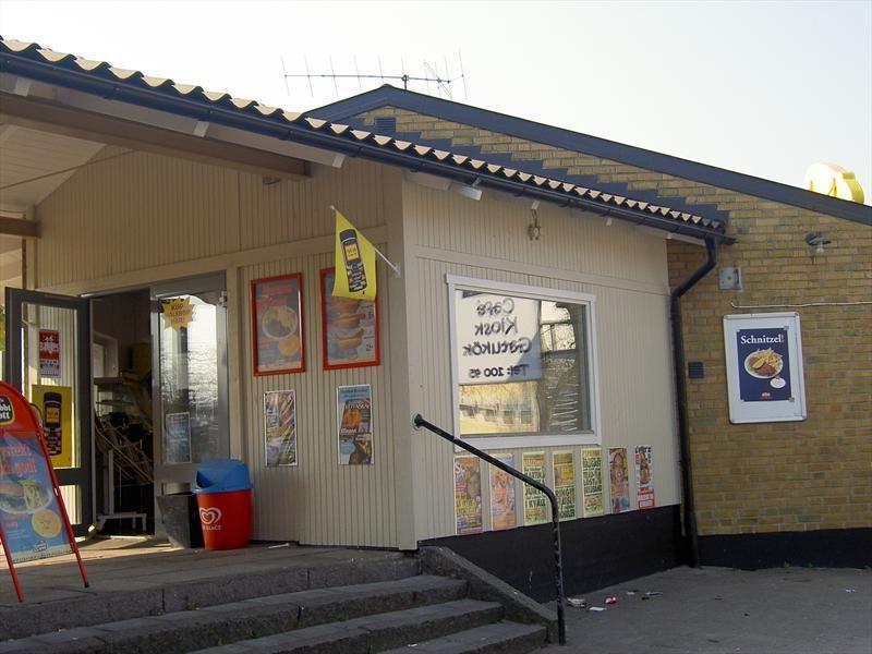 © Ljungby kommun turistbyrå, Stationsgrillen