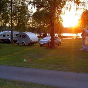 © E4:ans camping, E4:an Camping Lagan