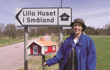 Lilla huset i Småland / NOVASOL