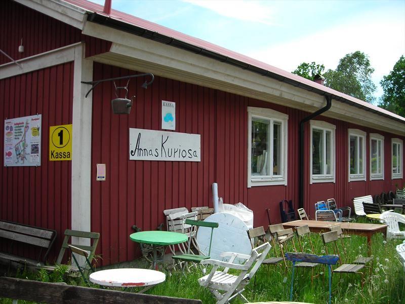 © Ljungby kommun Turistbyrå, Annas Kuriosa