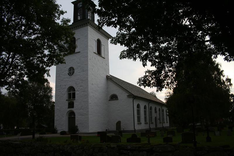 Ryssby Kirche