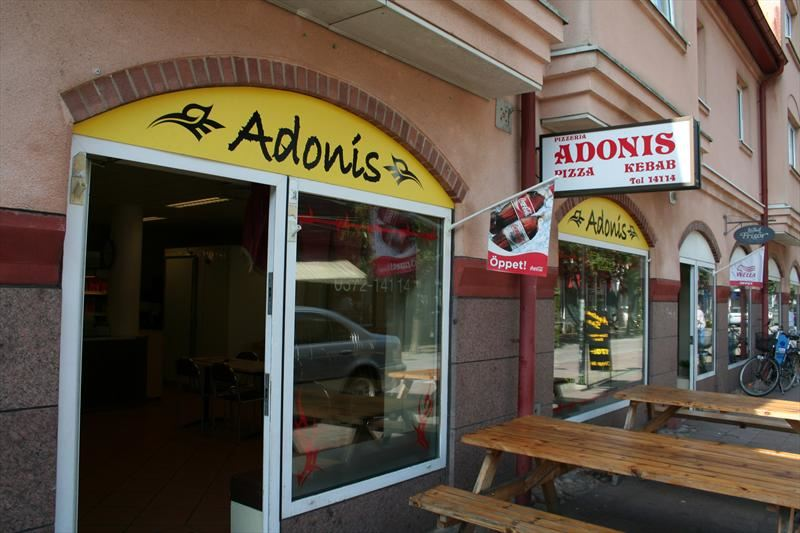 © Ljungby kommun Turistbyrå, Pizzeria Adonis