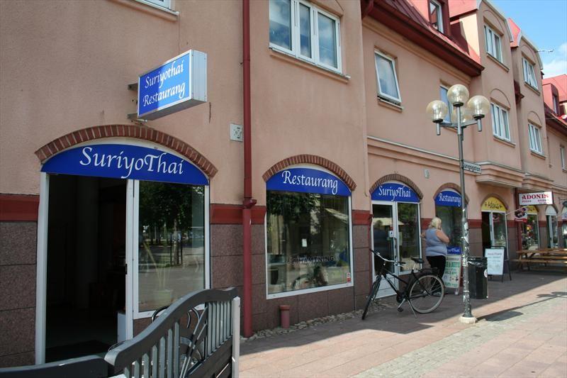 © Ljungby kommun Turistbyrå, Surriyo Thai  - Restaurant