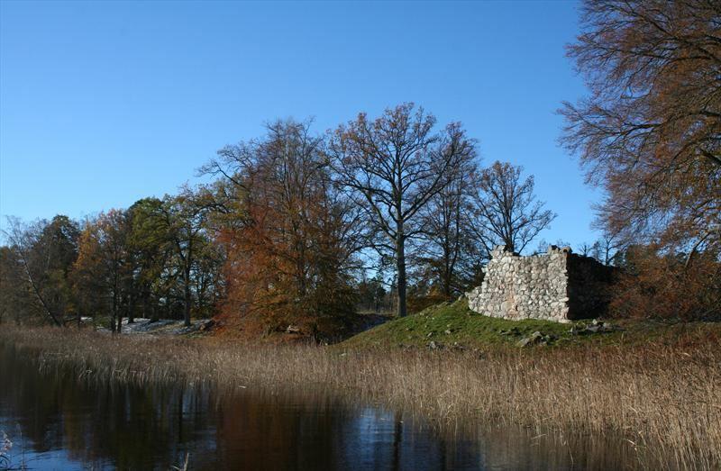 © Ljungby kommun, Stenhusholmen - Borgruin