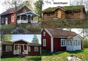 Vacation homes in beautiful Agunnaryd nature