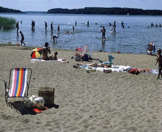 © Ljungby kommun, Mjälen Beach