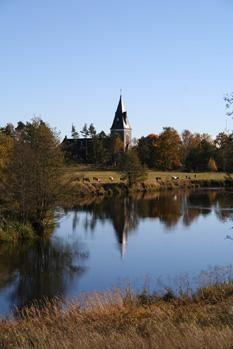 © Ljungby kommun, Hamneda church