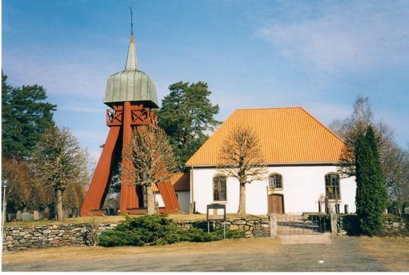 © Berga kyrkliga samfällighet, Tannåker Church