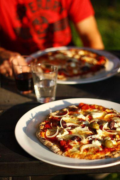 Emma Jansson, Vedungsbakad Pizza