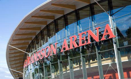 Göransson Arena - Restaurang Jernet