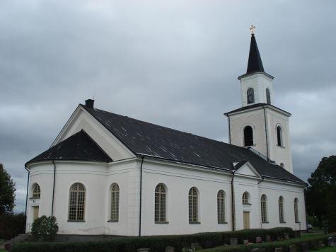 Flisby church