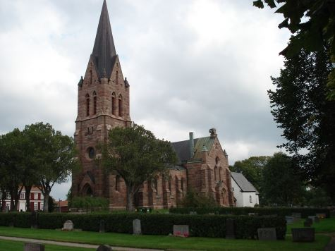 Norra Solberga kyrka