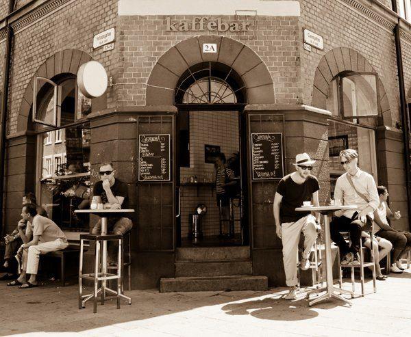Kaffebaren på Möllan, Kaffebaren på Möllan