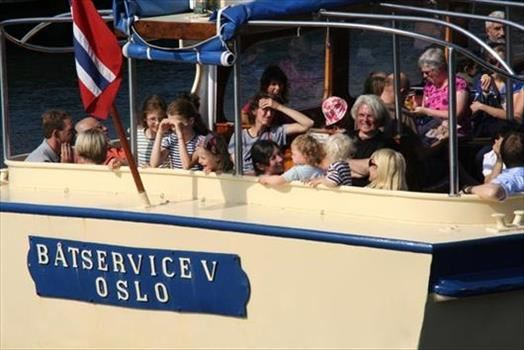 BÅTSERVICE SIGHTSEEING: BOAT TOURS ON THE OSLOFJORD