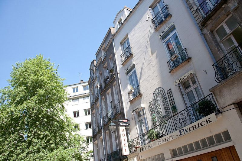 Hôtel Saint Patrick