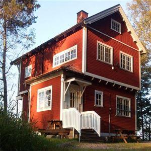 SMU:s friluftsgård vid Öjaren
