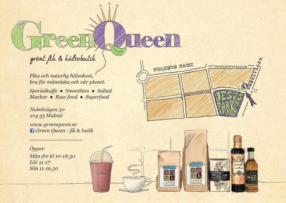 Green Queen, Green Queen