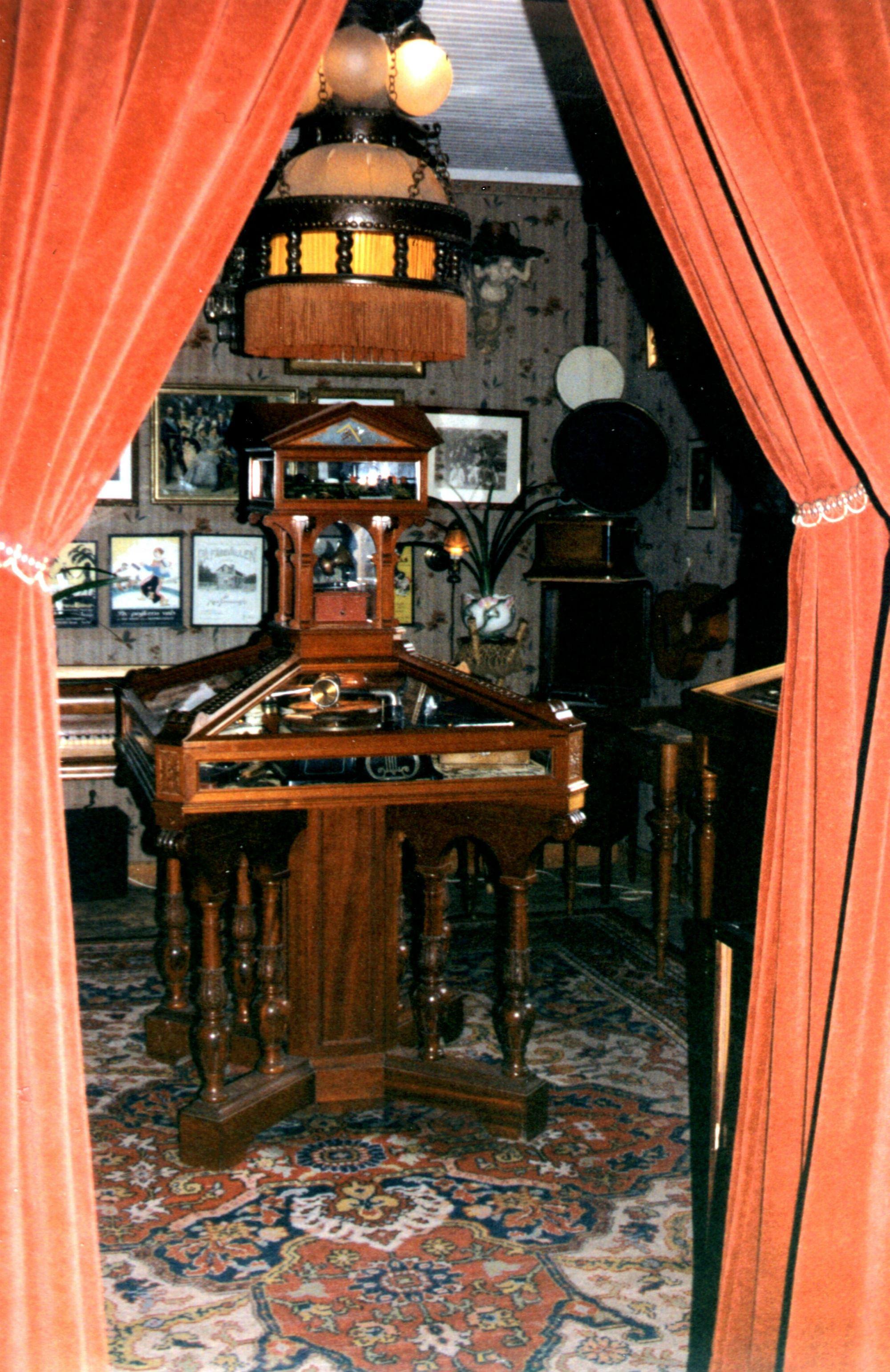 Kvarnbackens Teknik & Prylmuseum