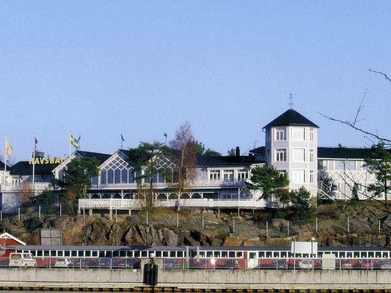 Hotel Havsbaden in Grisslehamn