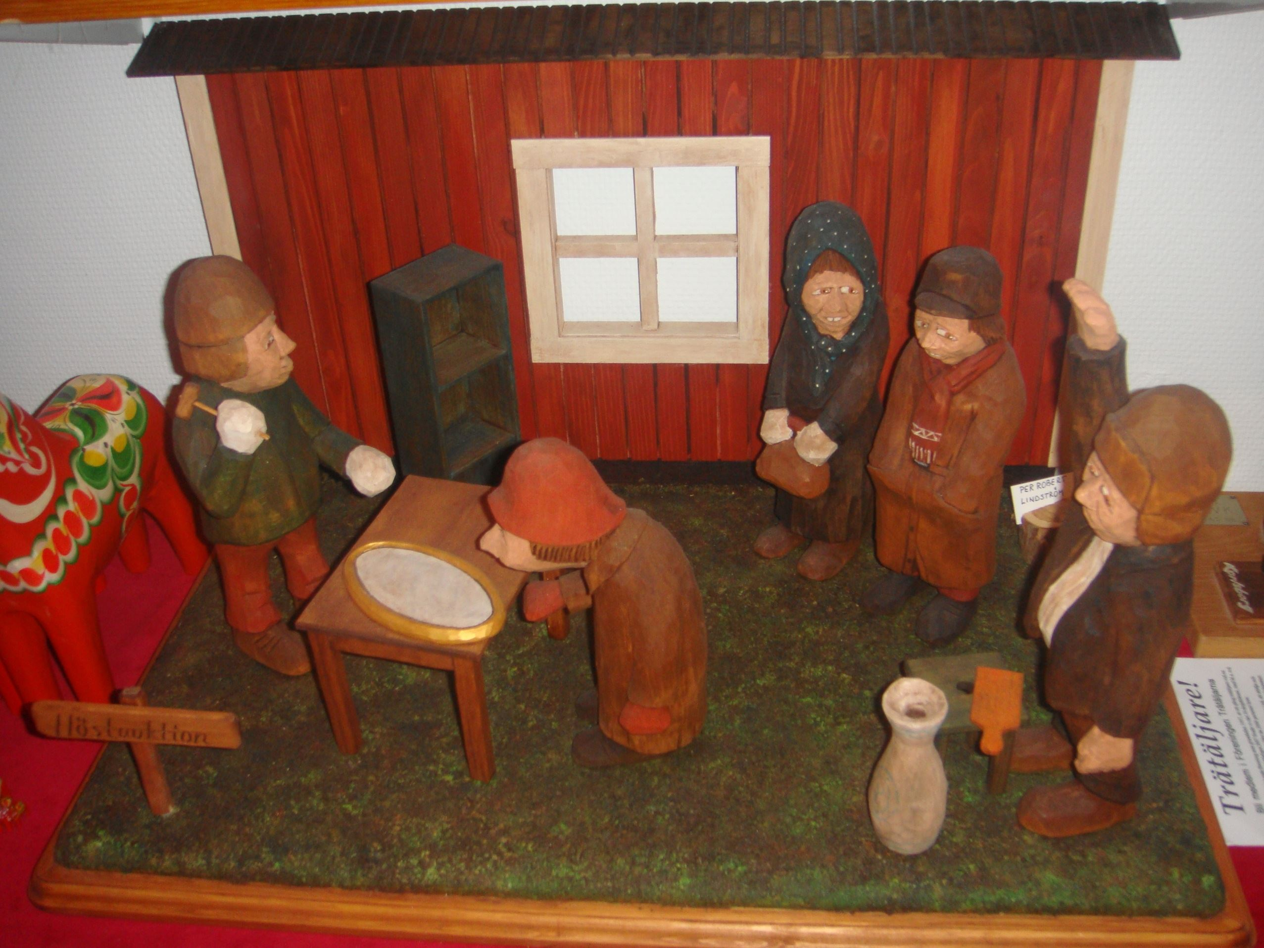 Museet Svenska trägubbar
