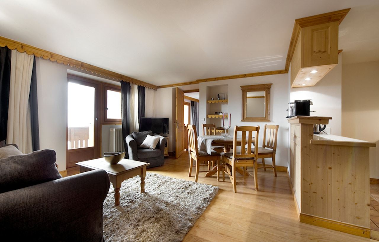 LE CHAMOIS: Apartment for 4/5 people