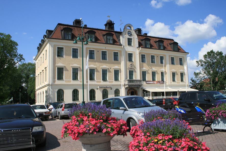 Åsa Johansson,  © Eksjö turistbyrå, Eksjö Stadshotell