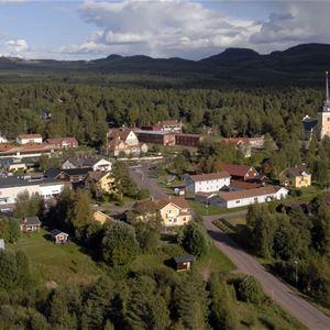 Nisse Schmidt, Älvdalens kyrkby