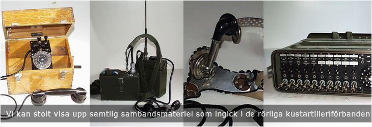 Museum för Rörligt Kustartilleri - KA 2