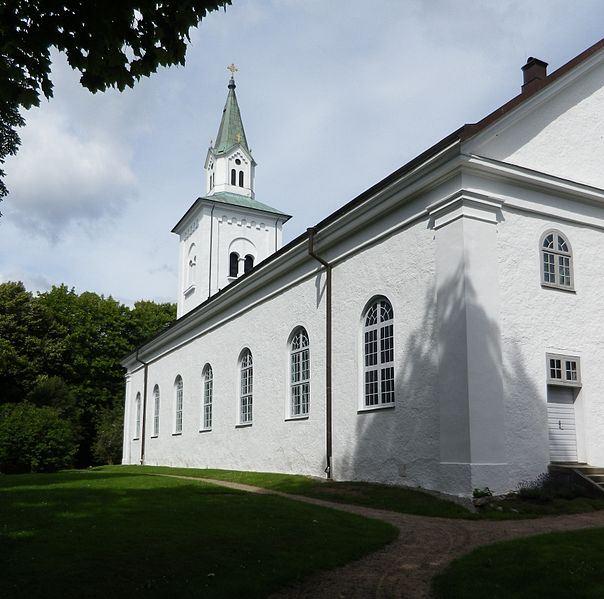 Augerums kyrka