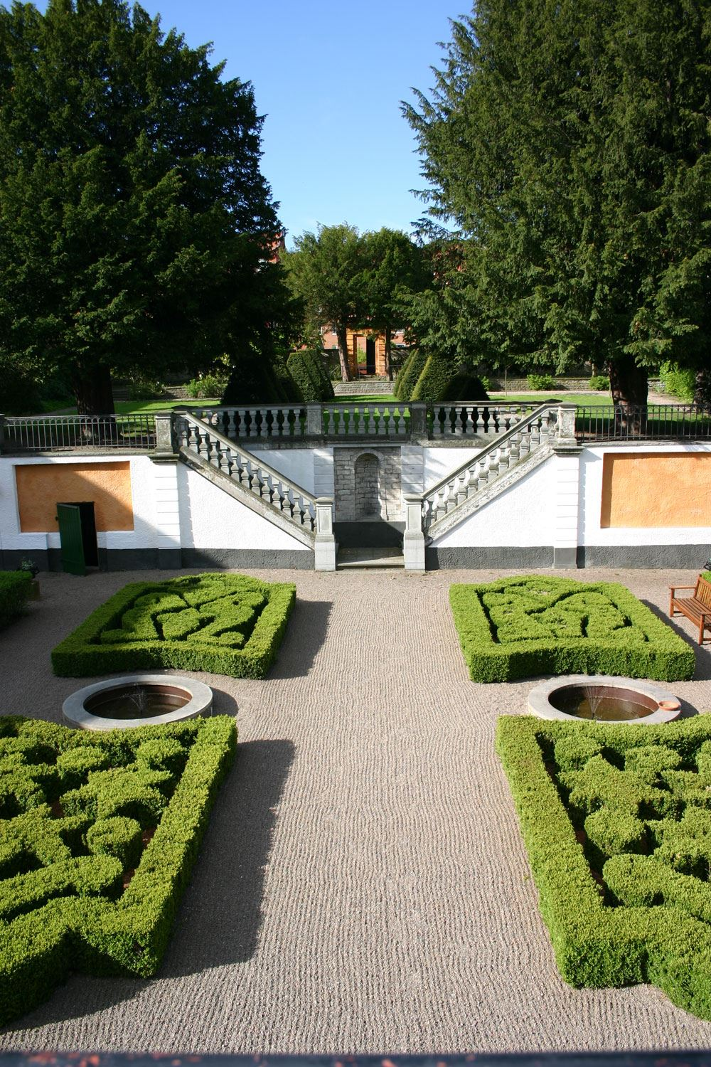 The Baroque Garden - Grevagården