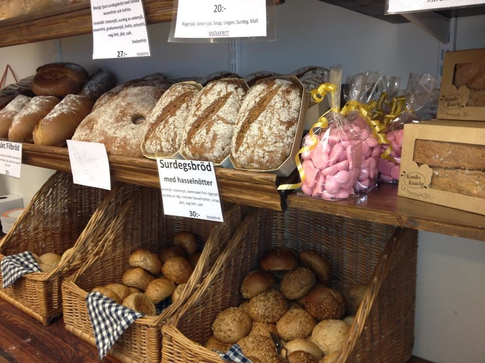 Jeanette Andersson, Pe P:s Bakery