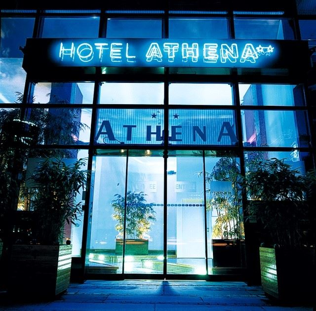 Hôtel Athena Part-Dieu