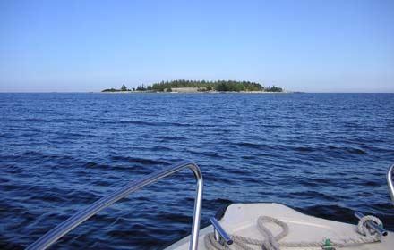 Utflykt med båt