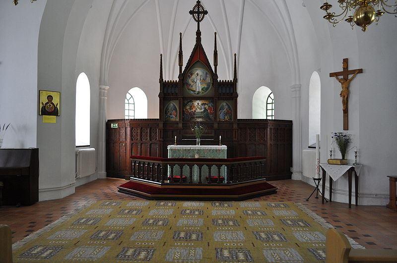 Flymens Kirche