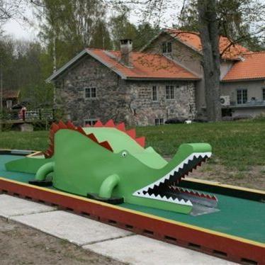 Miniature golf Högbo Bruk